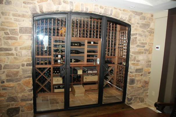 Mediterranean Wine Cellar Vintage Cellars