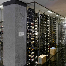 Modern Wine Cellar and Contemporary Wine Cellar Ideabook