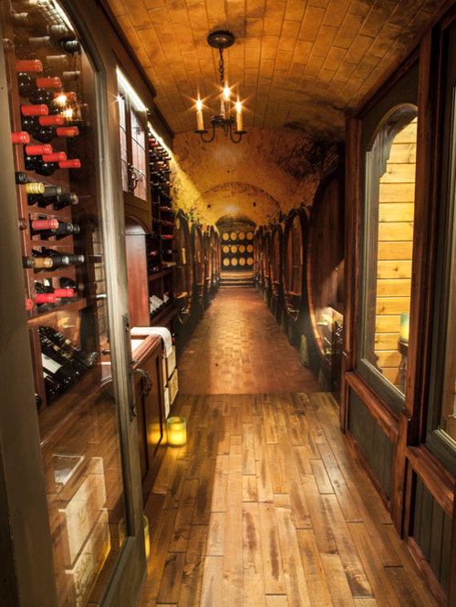 Maple Floor Wine Cellar Design Ideas Renovations Photos