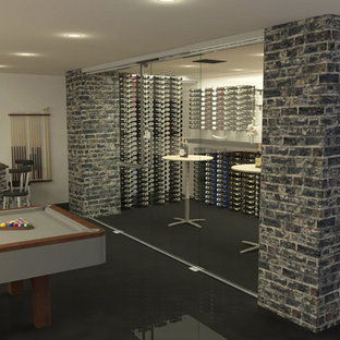 VintageView Man Cave Wine Cellar