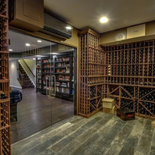 Traditional Wine Cellar Ideabook
