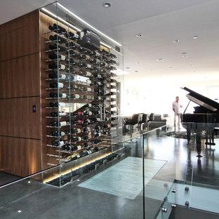 Photos et idées déco de caves à vin modernes Vancouver
