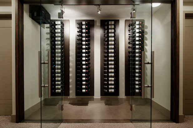 Dream spaces wonderful wine cellars to suit every taste - Wine cellar designs for small spaces ...