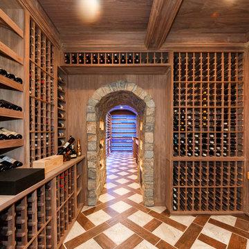 Westchester NY wine room