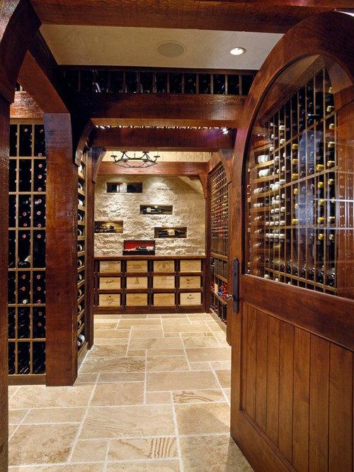 wine crate furniture. Wine Cellar - Huge Traditional Travertine Floor Idea In Boston With Storage Racks Crate Furniture N
