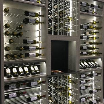 Wine As Art - by Kessick Wine Cellars