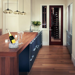 modern wine cellar Wine Bar