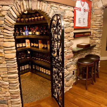 Wine / Bar / Wine Cellar Inspiration