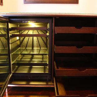 Wine Cabinet w/ Fridge