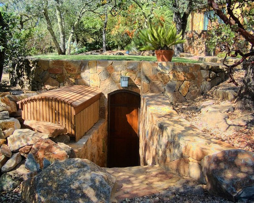 Outdoor Wine Cellar Ideas Pictures Remodel And Decor