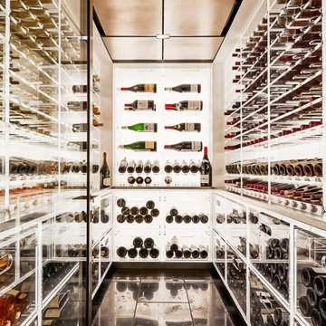 Wine Cellar: Architectural Digest Feature December 2018 Issue