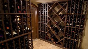 Wine Cellar Basement in Blue Bell, PA