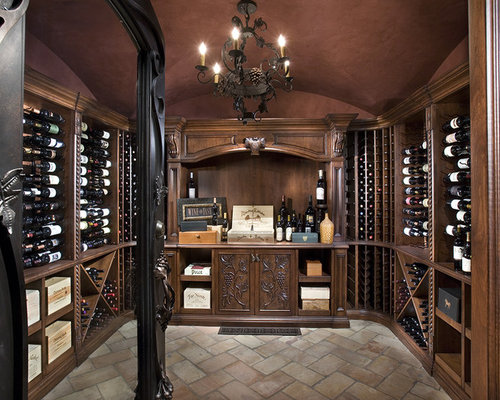 Wine Cellar Color Scheme Houzz