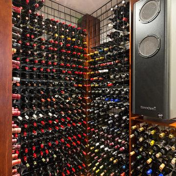 Wine Cellar - Brighton East House, Melbourne