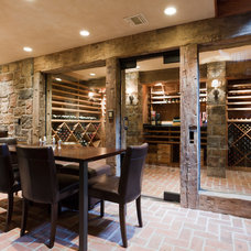 Contemporary Patio by Washington Valley Cellars