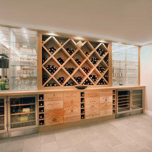 Idéer för retro vinkällare