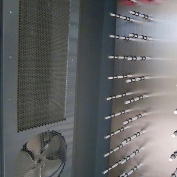 Wine Cellar Cooling Unit Dallas Installation Project
