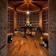 Modern Wine Cellar by Wine Cellar Depot
