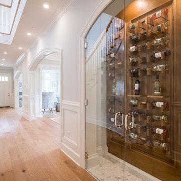 Wine Cellar, Hallmark Ventura Marina, Los Angeles, CA - Michelle Anaya