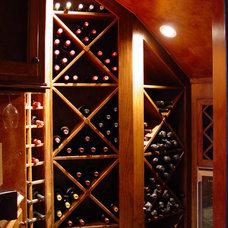 Mediterranean Wine Cellar by John Termeer