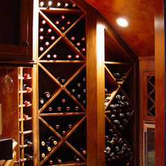 mediterranean wine cellar by John Termeer