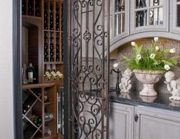 Wine Cellar kitchen pantry