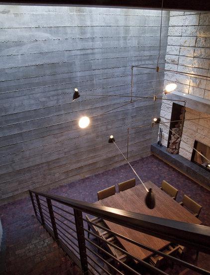 Contemporary Wine Cellar by Laidlaw Schultz architects