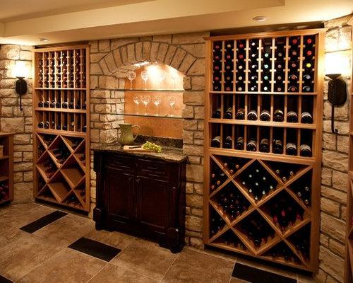 Hinkley Lighting Mayfair Wine Cellar Design Ideas