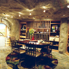 Contemporary Wine Cellar Wine Cellar Part 2