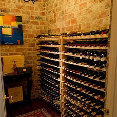 Contemporary Wine Cellar Wine Cellar Part 3