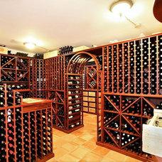 Contemporary Wine Cellar Wine Cellar Part 8