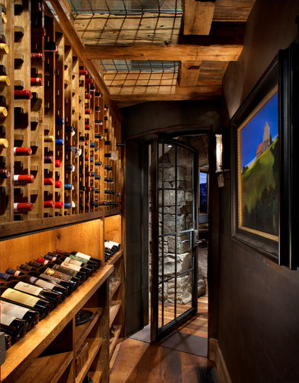 Rustic Wine Cellar by Peace Design