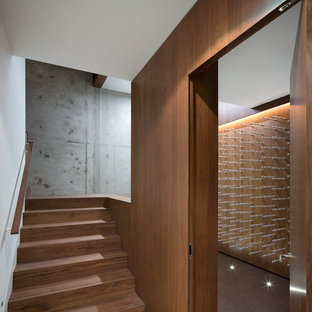 Wine Cellar - Point Grey Private Residence