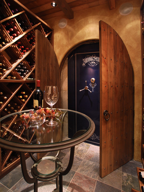 Arch door houzz for Walk in safes for homes