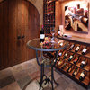 From Run-down Basement to Bottoms-Up Wine Cellar