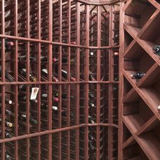 Wine Cellar by Simply Baths & Showcase Kitchens