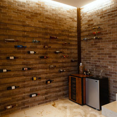 Modern Wine Cellar by Taö Architecture Studio