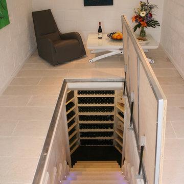 Wine Cellar - The Large Hexagon
