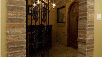 Wine Cellar with Tasting Room