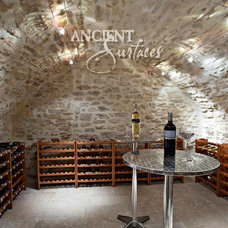 Traditional Wine Cellar by Ancient Surfaces