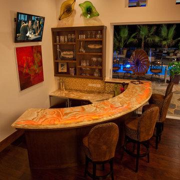 Wine Cellars & Bars