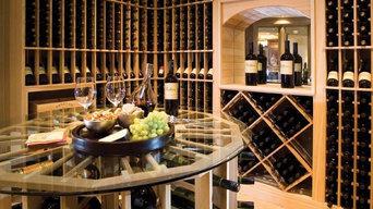 Wine Cellars-Philadelphia Design Homes