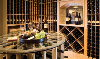 Wine Cellars-Philadelphia Design Homes