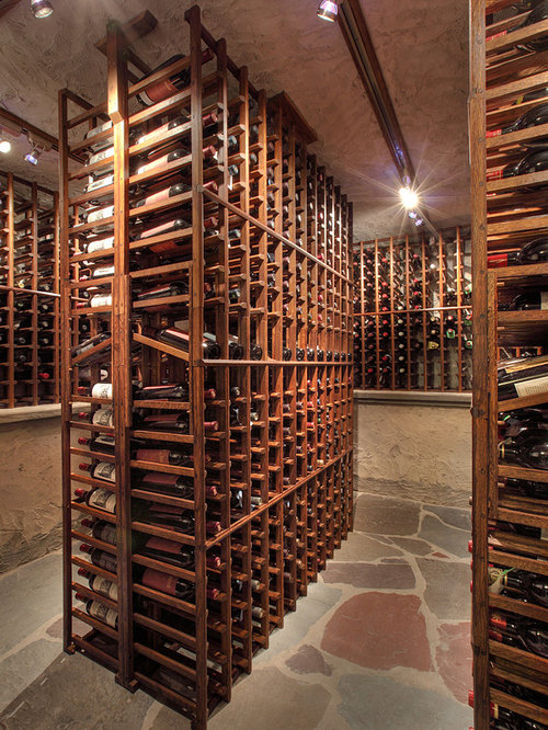Country Wine Cellar Design Ideas Renovations Photos