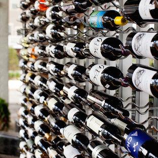 Wine rack or a wine wall?