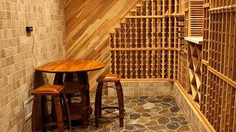 Wine Racks America - Custom Wine Cellar Designs