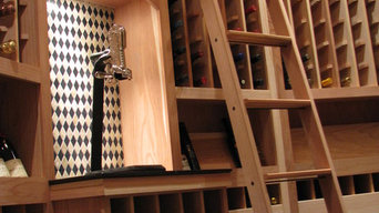 Wine Racks and Rooms