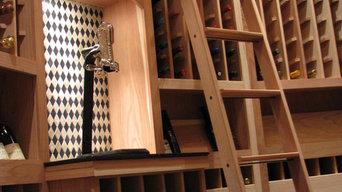 Wine Racks and Rooms