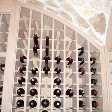 Wine Cellar by Metroplex Cabinets, Inc. '73