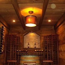 Wine Cellar by HP Builders, Inc